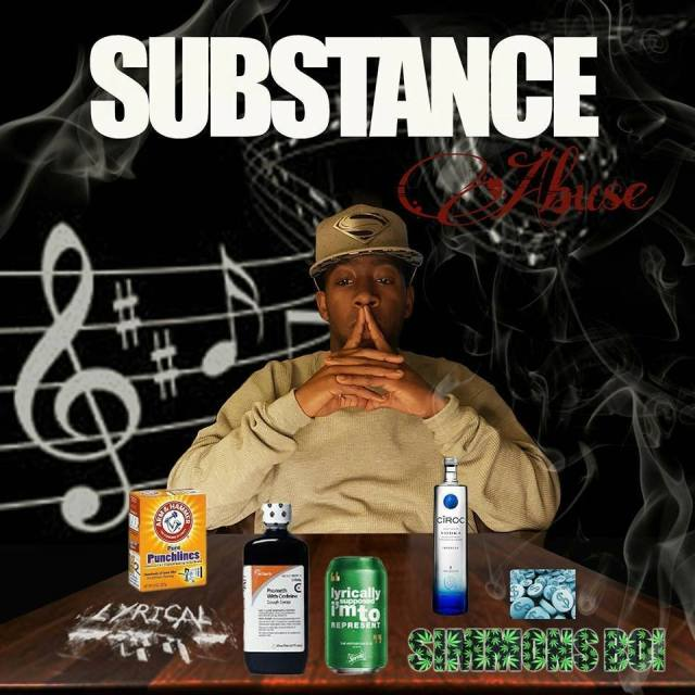 SimmonsBoi Substance Abuse Cover