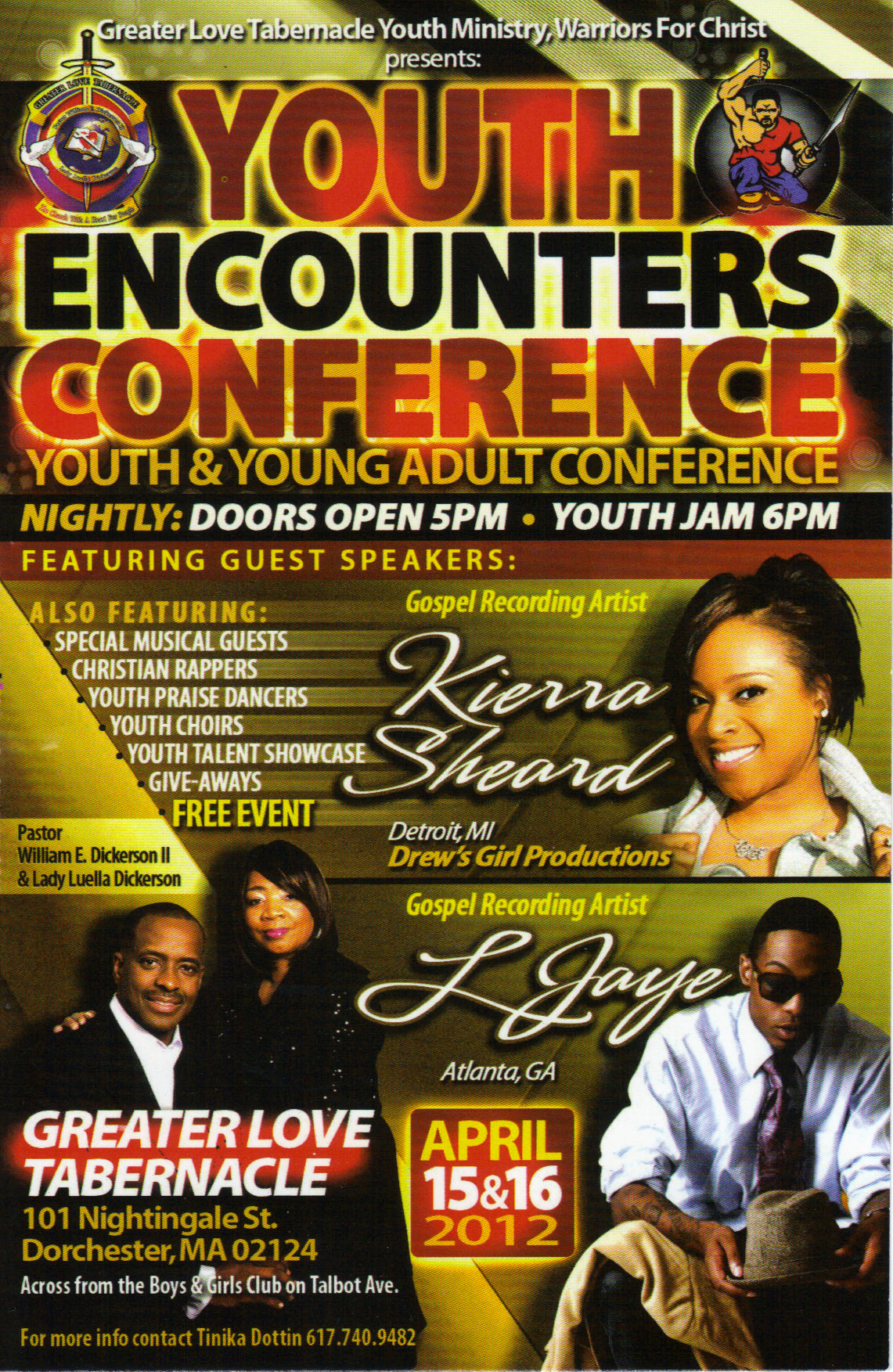 greater love tabernacle youth ministry present u2019s  u201cyouth