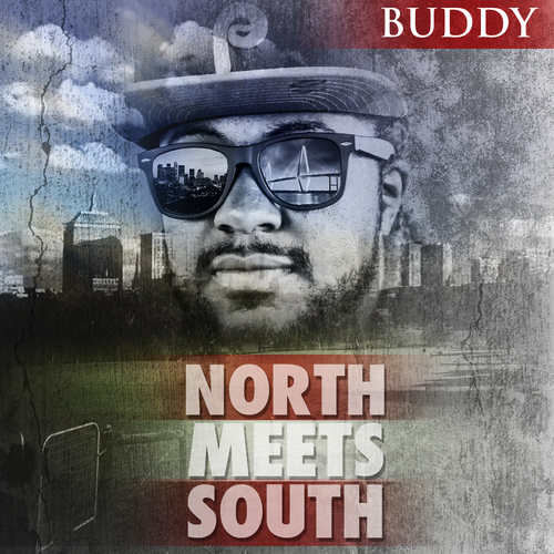 BUDDY_North_Meets_South-front-large
