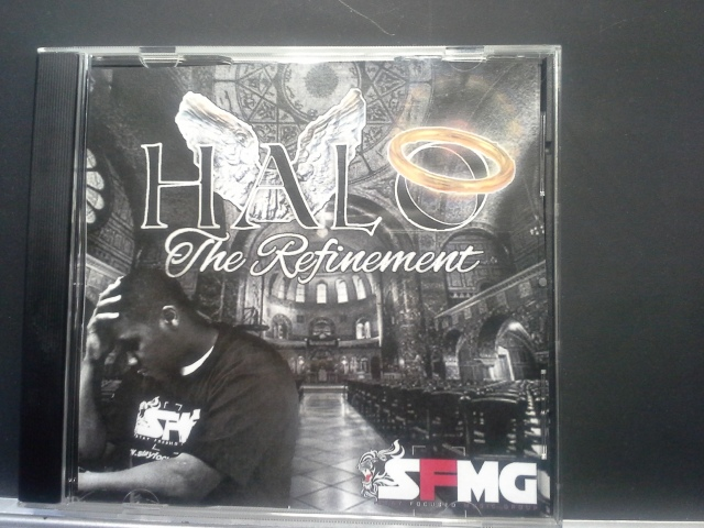 Halo (The Refinement  Cover)