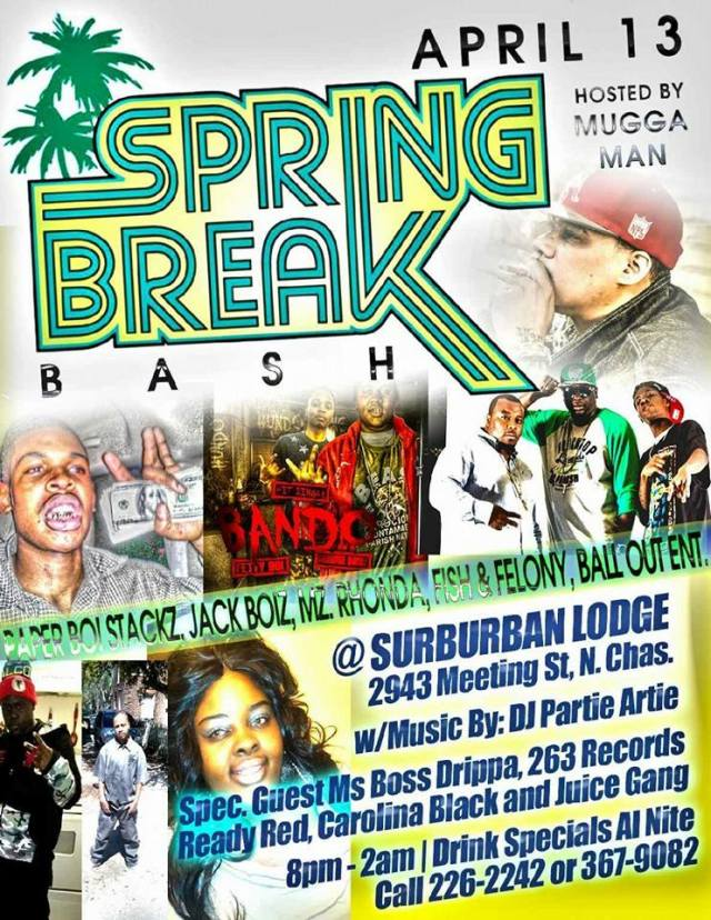 MuggaManSpringBreak